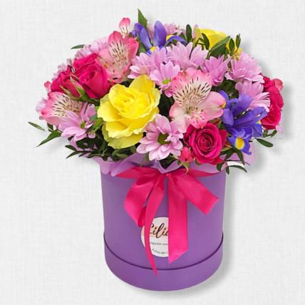 "Коробочка цветов ""Красота"""