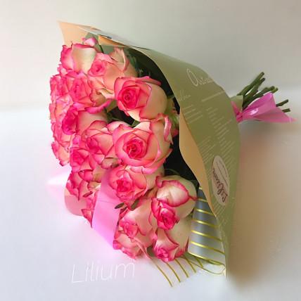 """Букет из 25 роз """"Джамиля"""""""
