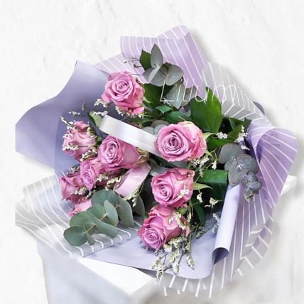 """Букет роз """" С нежностью """""""