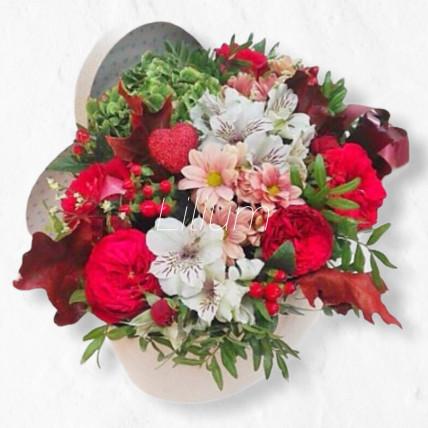 "Цветы в коробке"" Летний сад """