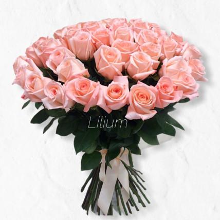 "51 розовая роза "" Ангажемент """